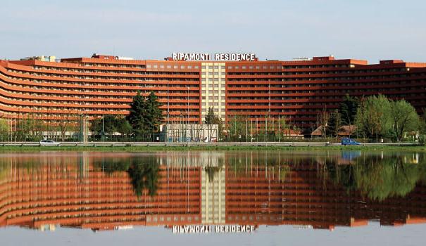 Esterno Ripamonti Hotel Residence
