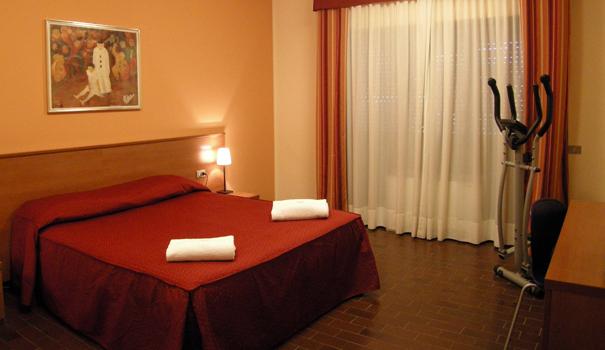 Hotel Forum camera matrimoniale