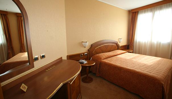 Hotel Il Castelletto camera