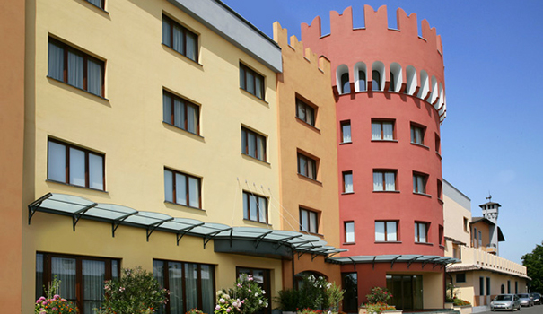 Hotel Il Castelletto esterno