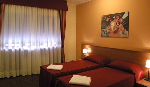 Hotel Forum camera doppia