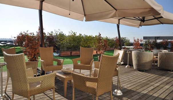 Golf Hotel Residence giardino